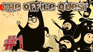 今日も元気だ仕事をサボろう! #1【The Office Quest】