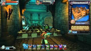 Orcs Must Die! - All Traps and Weapons (PC) (HD)