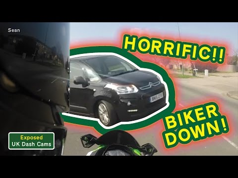 MOTORCYCLE / BIKE ROAD RAGE COMPILATION