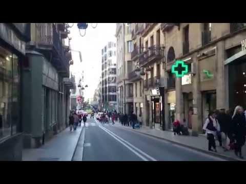Walking in Barcelona : Carrer de Ferran