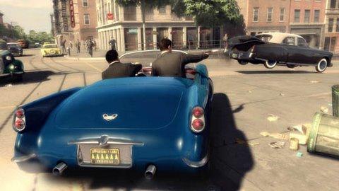 """Mafia II"" Trailer"