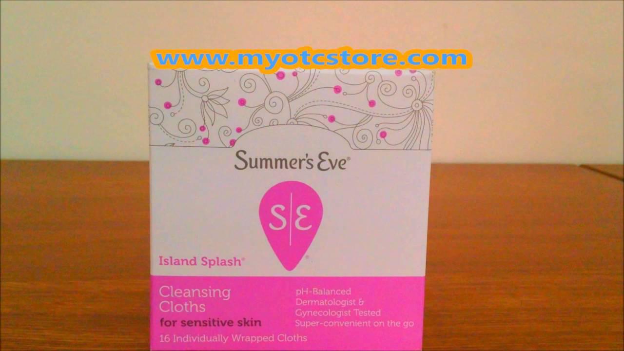 2 Pack - Summers Eve Cleansing Cloth for Sensitive Skin, Island Splash  16 ea Avon SKIN-SO-SOFT Bug Guard PLUS, SPF 30 Gentle NJfbY Breeze, 4 Oz (2 Pack)