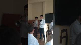 Arman ev Aren-А. Бабаджанян, год любви