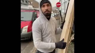 Unser Hassan erzählt seine Geschichte ❤️⚓️🦅 herzlich willkommen in der  MÜLLERDÄCHER -Familie