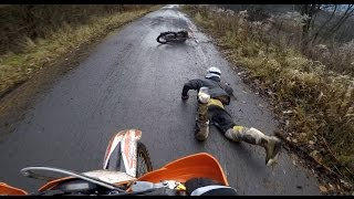 DirtBike Drift Big Fail