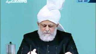 Проповедь Хазрата Мирзы Масрура Ахмада (15-10-2010)clip-9.flv