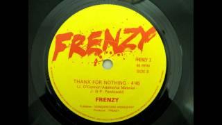 Frenzy - Thanx for Nothing (1982 - NWOBHM)