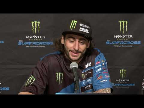 Post Race Press Conference - Seattle - Race Day LIVE 2019