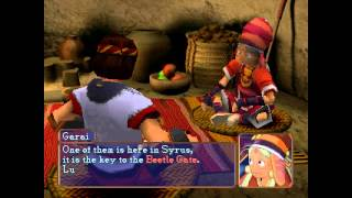 Jade Cocoon: Story of the Tamamayu ... (PS1) 60fps