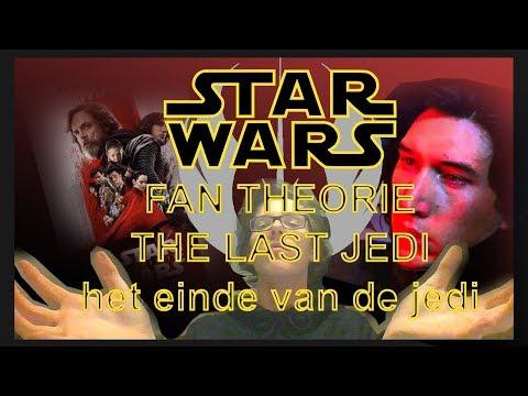 STARWARS VIII- THE LAS JEDI- THEORIE? WAAR GAAT DE NIEUWE STAR WARS TRILOGIE OVER