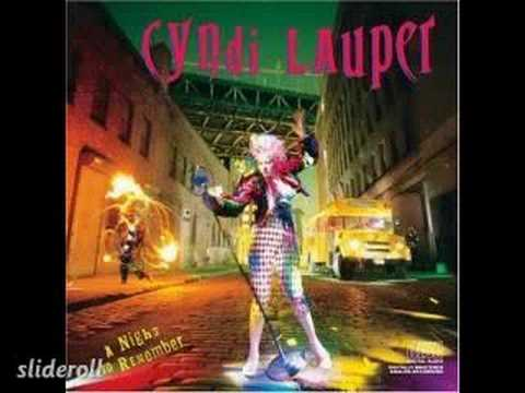 cyndi lauper i don't want to be your friend mp3