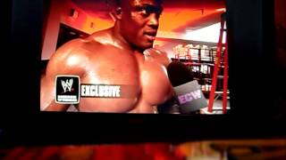 post elimination chamber interview bobby lashley ecw december to dismember 2006