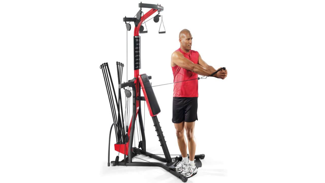 Bowflex pr home gym recommend youtube