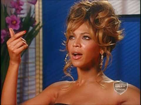 """Beyoncé Knowles: """"The first time I felt something else come into me!"""""""