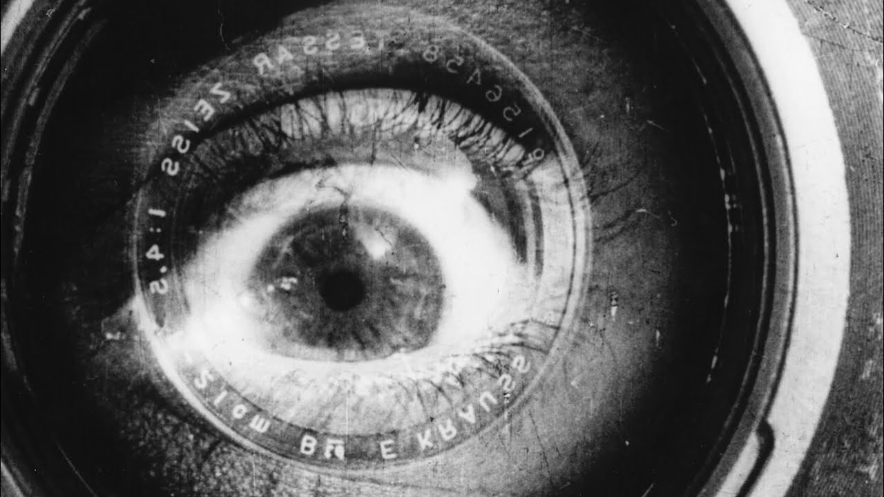 Man with a Movie Camera (2014 Restoration trailer) In UK cinemas ...