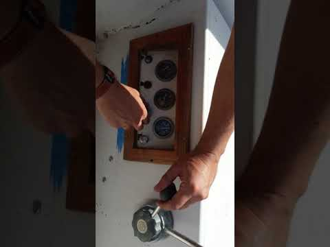 Starting problems on atomic 4 post water intrusion