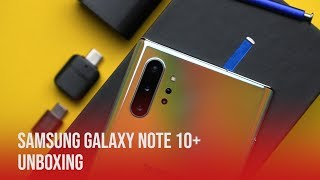 Samsung Galaxy Note 10+ | Magical Unboxing