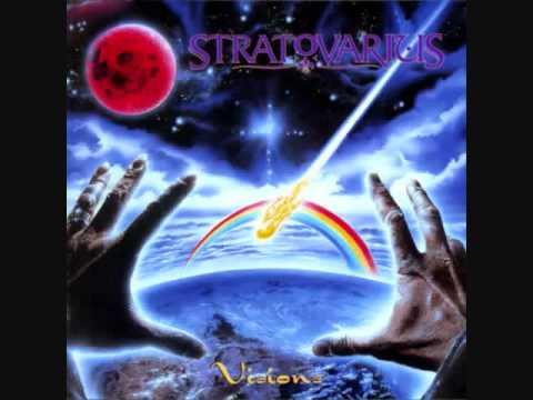 Stratovarius-The kiss of Judas(with lyrics)