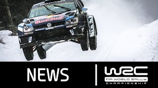 WRC Rally Sweden 2016: Stages 5-9