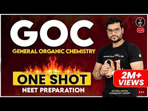 GOC in One Shot (General Organic Chemistry)   NEET 2020 Preparation   NEET Chemistry   Arvind Arora