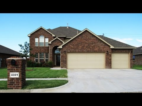 Oklahoma City Homes for Rent: Mustang 4BR/2.5BA by Landlord Property Management in Oklahoma City