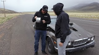 Parking Lot Engine Swap: More Power for the Draguar!—Roadkill Preview Episode 96