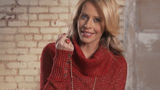 Dina Manzo Gets Real ★ Glamography