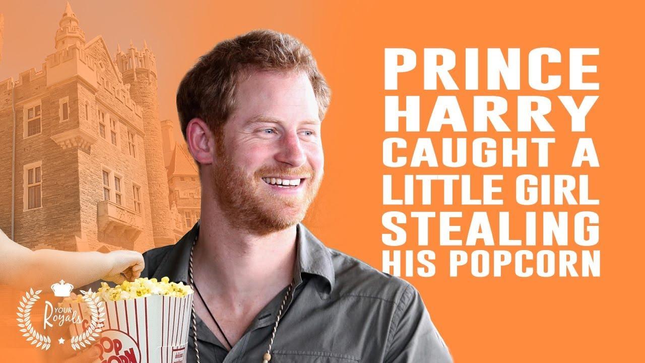 huntingd prince harrys popcorn - 1280×720