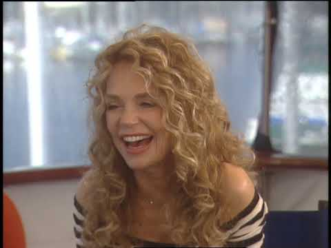 Actress Dyan Cannon - Out to Sea
