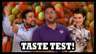 GUMMY CANDY CORN AND MILKY WHATS!? - Food Feeder