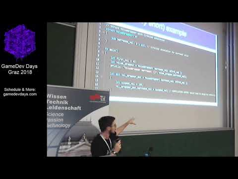 Rust for game devs – is it useful and can it compete with C++? - Lukas Vogl GDDG18 thumbnail