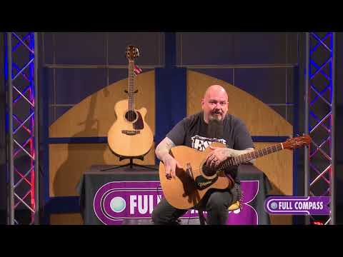 Takamine Pro Series Acoustic-Electric Guitars Overview | Full Compass
