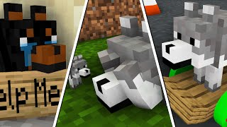 WOLF LIFE SEASON 2 | Cubic Minecraft Animations | All Episodes