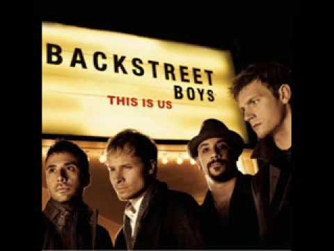 Backstreet Boys [BSB] - This Is Us (2009 new song from This Is Us album)