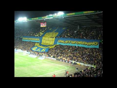Brøndby IF - The Boys In Blue And Yellow