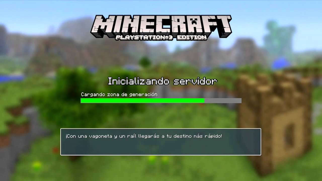 Truco Minecraft PS3 para duplicar objetos - YouTube