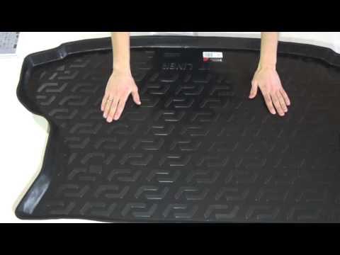 Видео обзор ковриков в багажник L.Locker