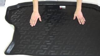 видео Коврики в багажник
