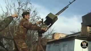 Чечня, Грозный (Ноябрь 1999г.). Запись со стороны боевиков. Пленные солдаты.