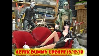 Aztek Dummy Update 10/12/18 - Shock-tober part 2