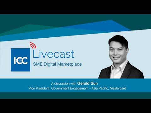 ICC Livecast - SME Digital Marketplace