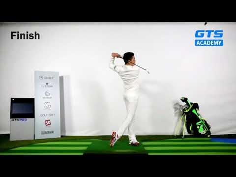 골프 스윙의 정석 | 7번 아이언샷 연습 스윙 영상 - 최남돈프로