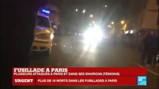 Attentats terroristes à #Paris : J