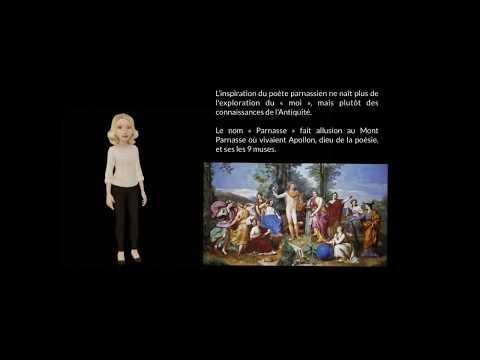 Le Parnasse (par Alice)