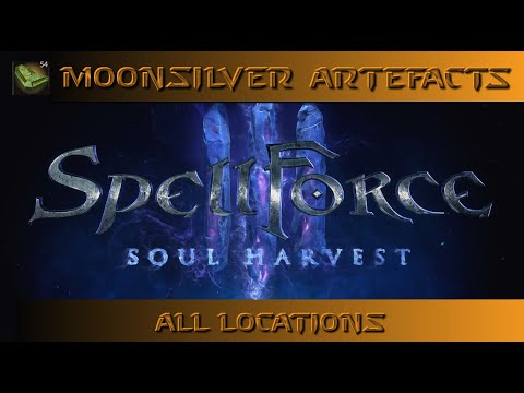 SpellForce 3 Soul Harvest All Moonsilver Artefacts Location  