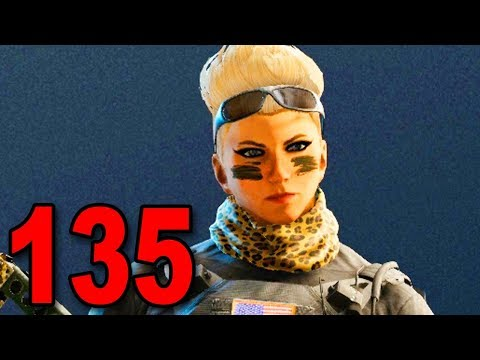 PUNK VALKYRIE IS HOT?! - Rainbow Six Siege (Part 135)