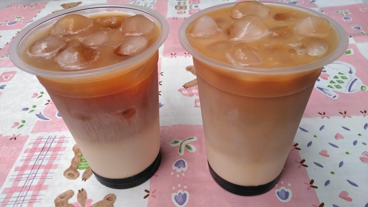 Milk Tea Teh Susu Youtube