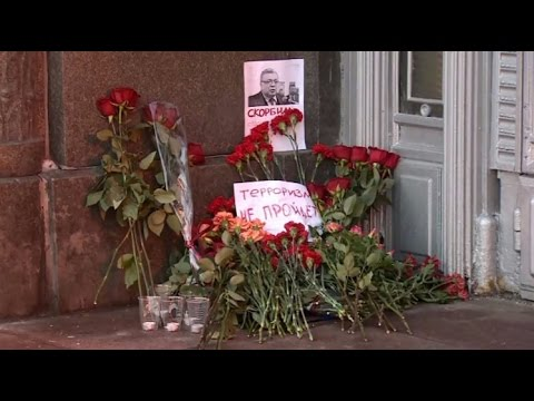 LIVE: Farewell ceremony in Moscow for Russia's Ambassador to Turkey
