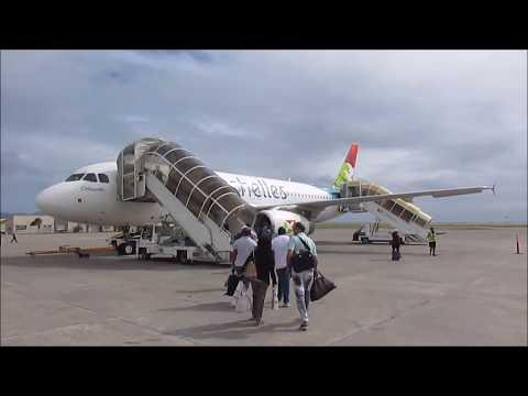 Flight Report| Business Class |Air Seychelles A320| Seychelles-Mauritius