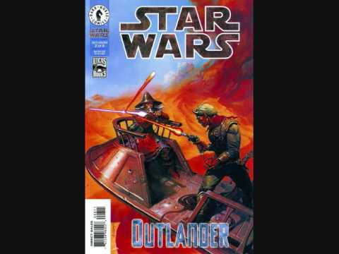 Star Wars Legends Look-back: Republic Volume 1 Outlander